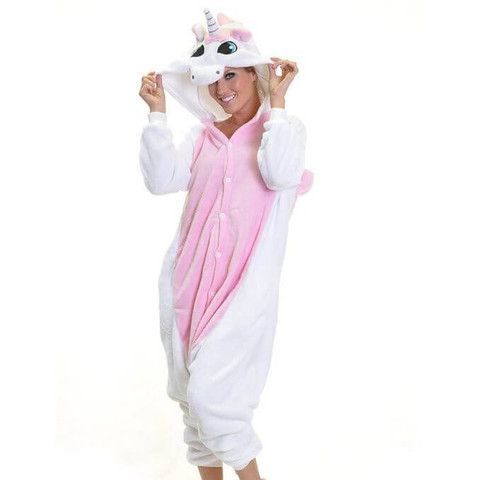 ee8b186390d4 Pink Unicorn Onesie for Adults – Unicorn Onesies