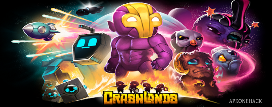 crashlands apk ios