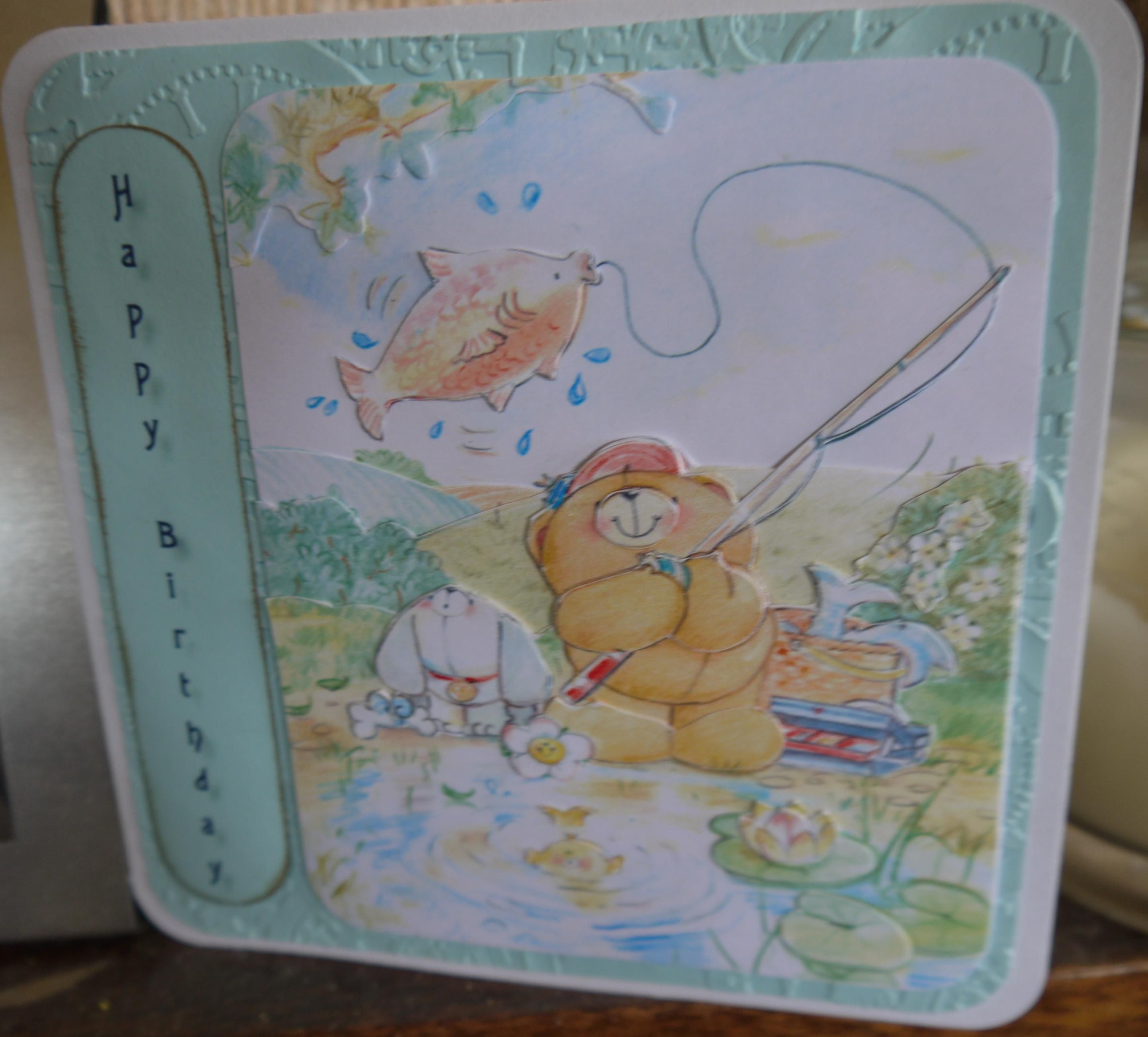 Fishing forever friends birthday cards pinterest fishing forever friends kristyandbryce Choice Image