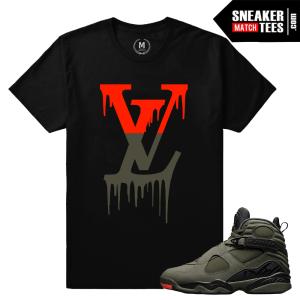 1140ddd75d25 Sneaker tees designed by streetwear fashion labels to match your favorite  Jordan Retros. Jordan 8 Take Flight Jordan Retro