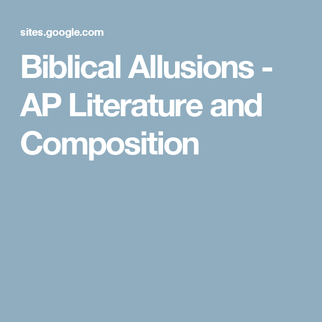 ap english literature and composition essay rubric Ap english literature and composition 2015 unauthorized generic ap literature and composition essay rubric free rubric builder and assessment tools.