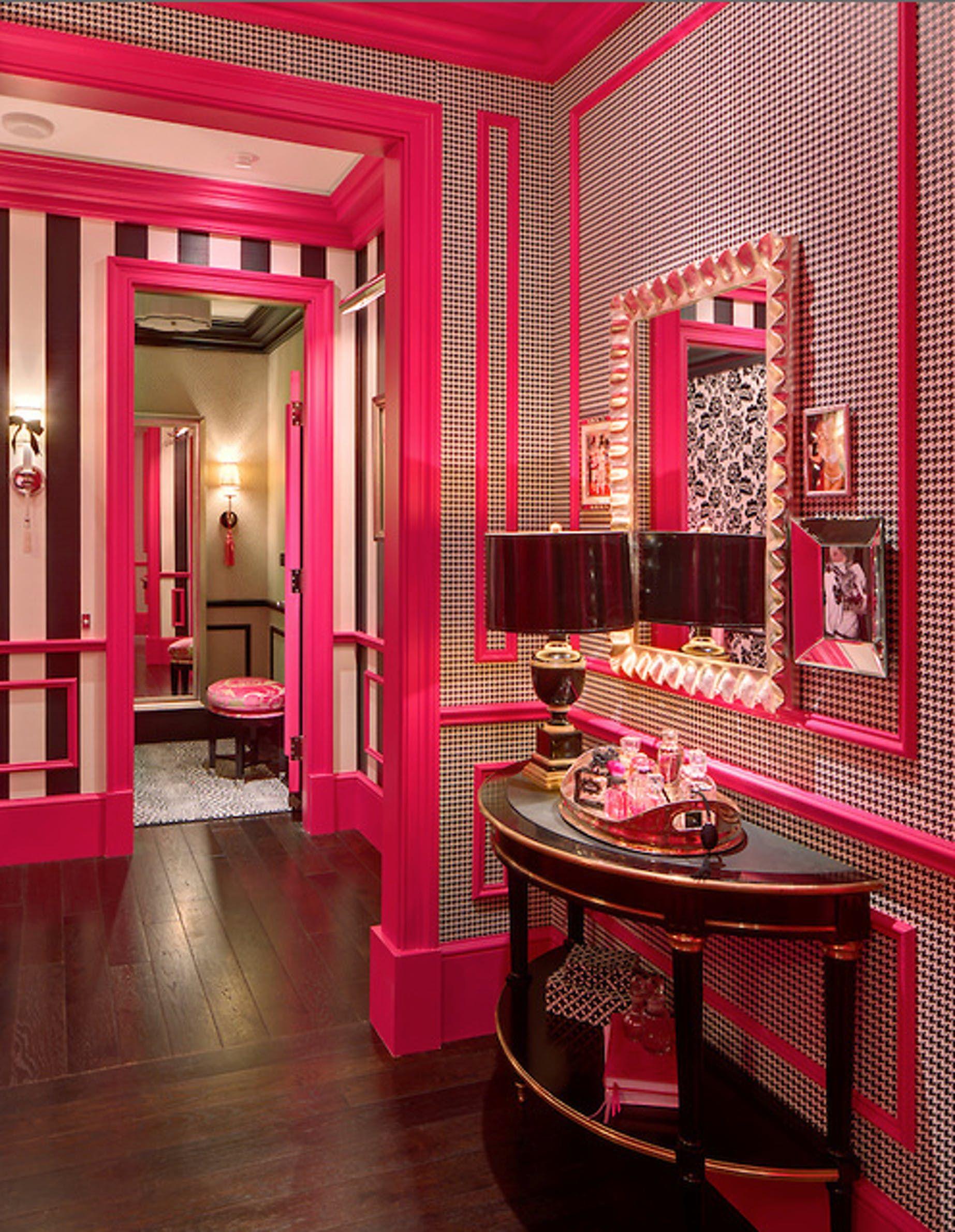 Victoria S Secret Store Design Ayesha Khan Archinect Victoria Secret Rooms Victoria Secret Store Barbie Room