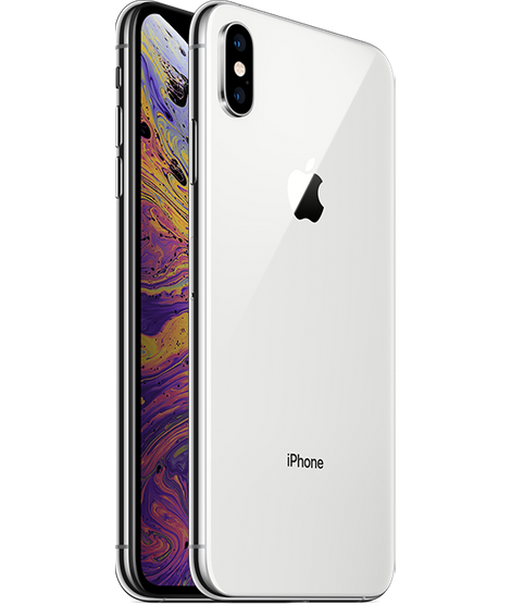 Iphone Xs Max 64gb Silver Verizon Apple Iphone Buy Iphone Used Cell Phones