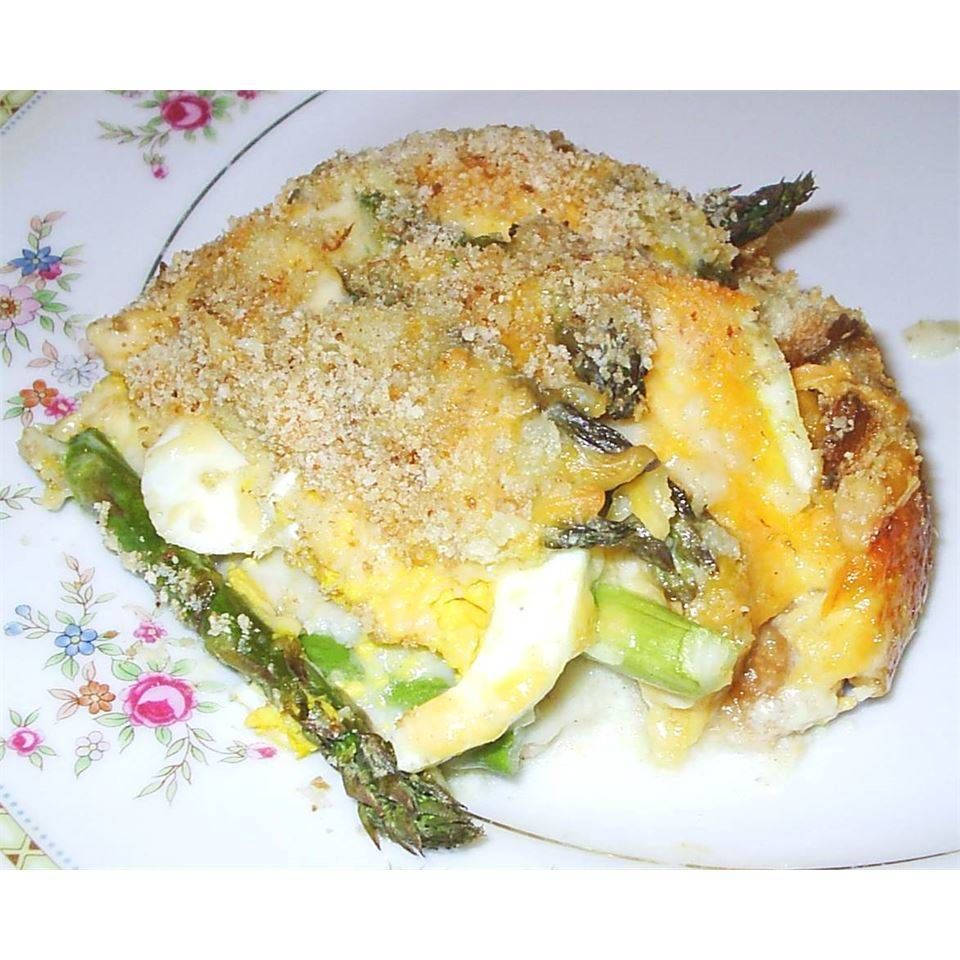 Asparagus Casserole Recipes With Boiled Eggs