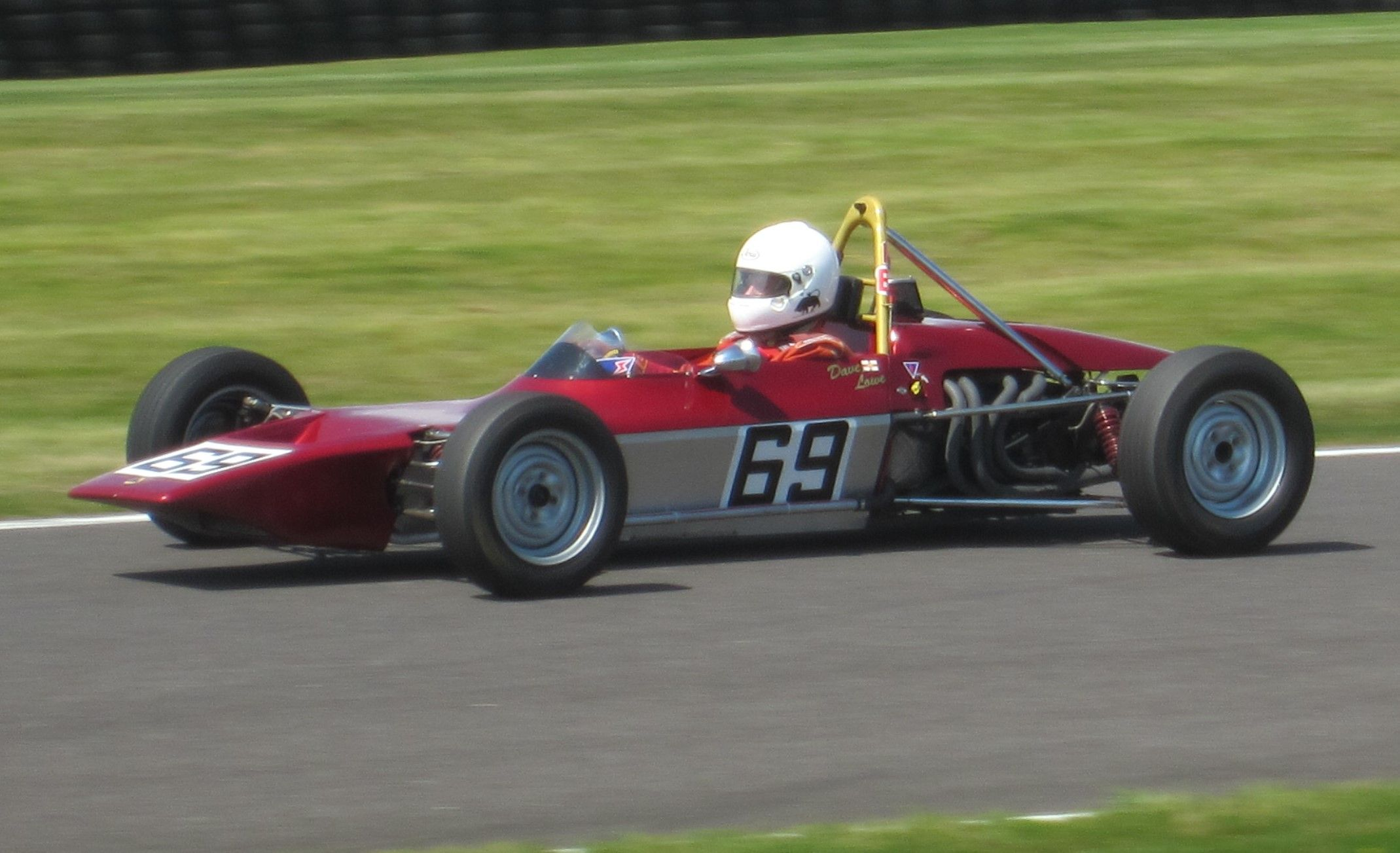Lotus 69 (B) (CFF) | Formula Ford 1600 | Pinterest | Lotus, Ford and ...
