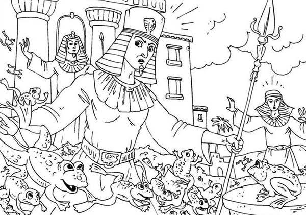 exodus 19 coloring page worksheet free printable worksheets