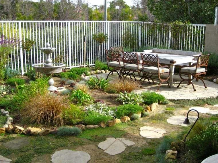 Jardins Et Terrasses Comment Amenager Son Jardin Et Organiser L