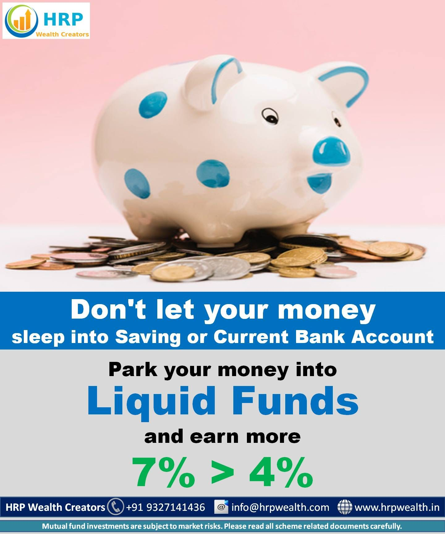Benefits Of Liquid Funds 1 Least Risk Funds Mostly Invest In