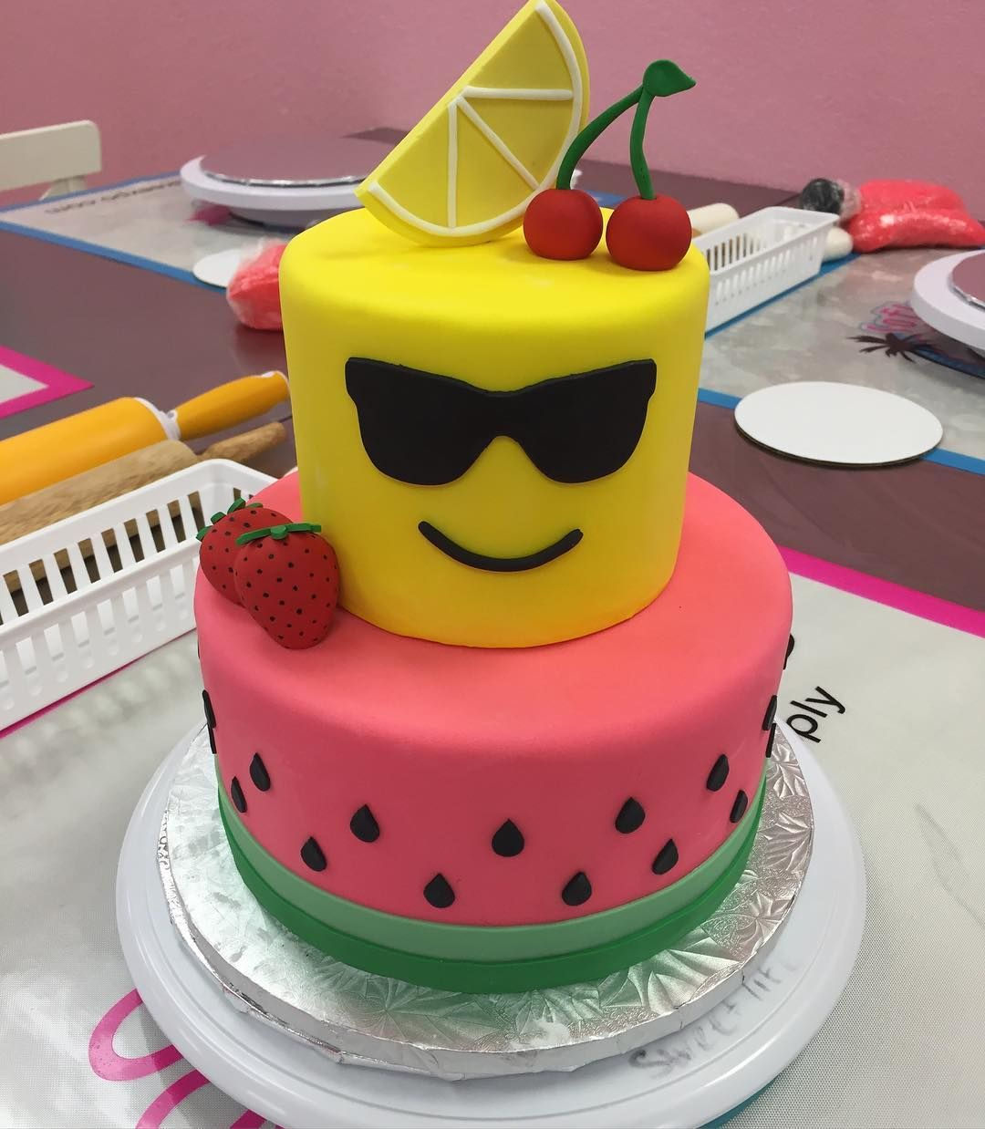 Day 3 Tween Camp Fondant Day Excited To Teach All
