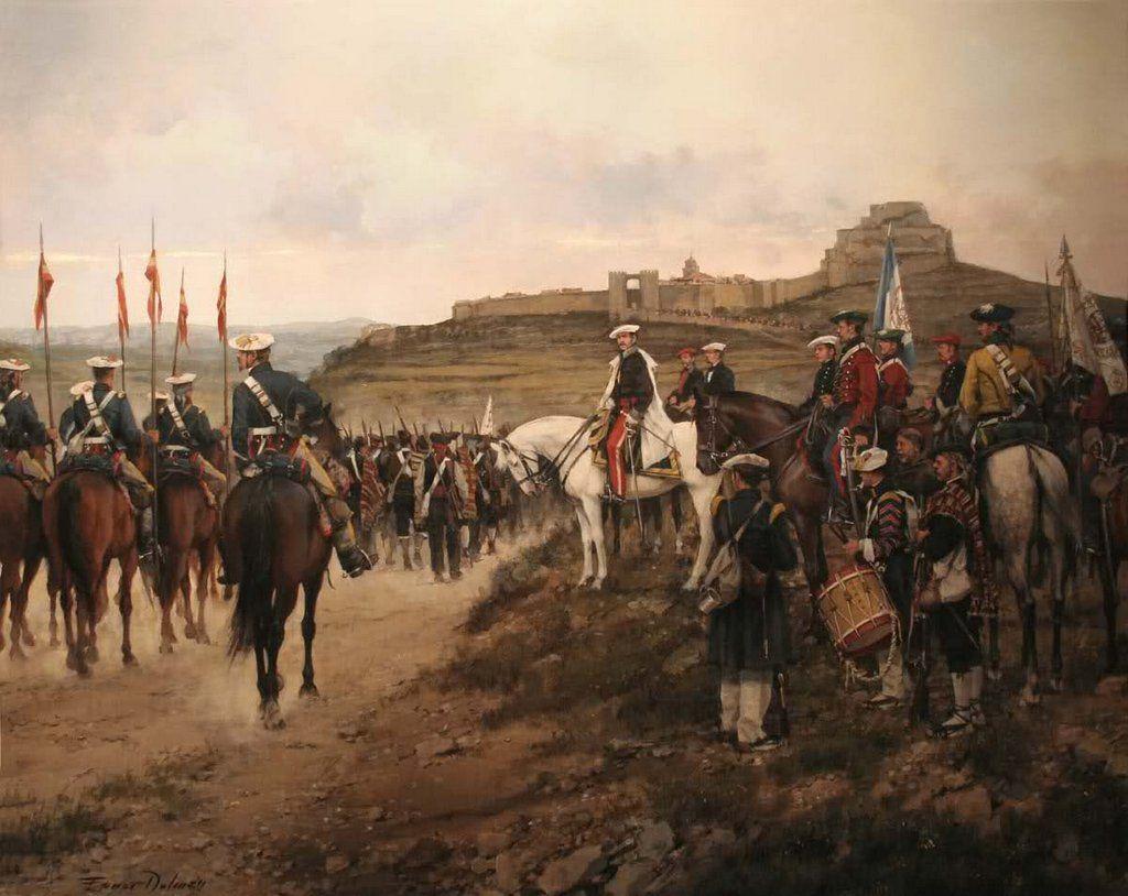 Publicamos un artículo sobre la primera Guerra Carlista. #historia #turismo http://www.rutasconhistoria.es/articulos/primera-guerra-carlista-1833-1840