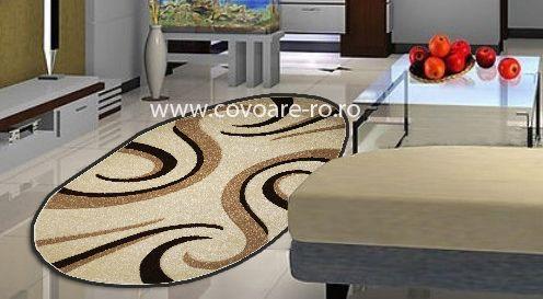 Covoare Moderne Ovale Pentru Living Animal Print Rug