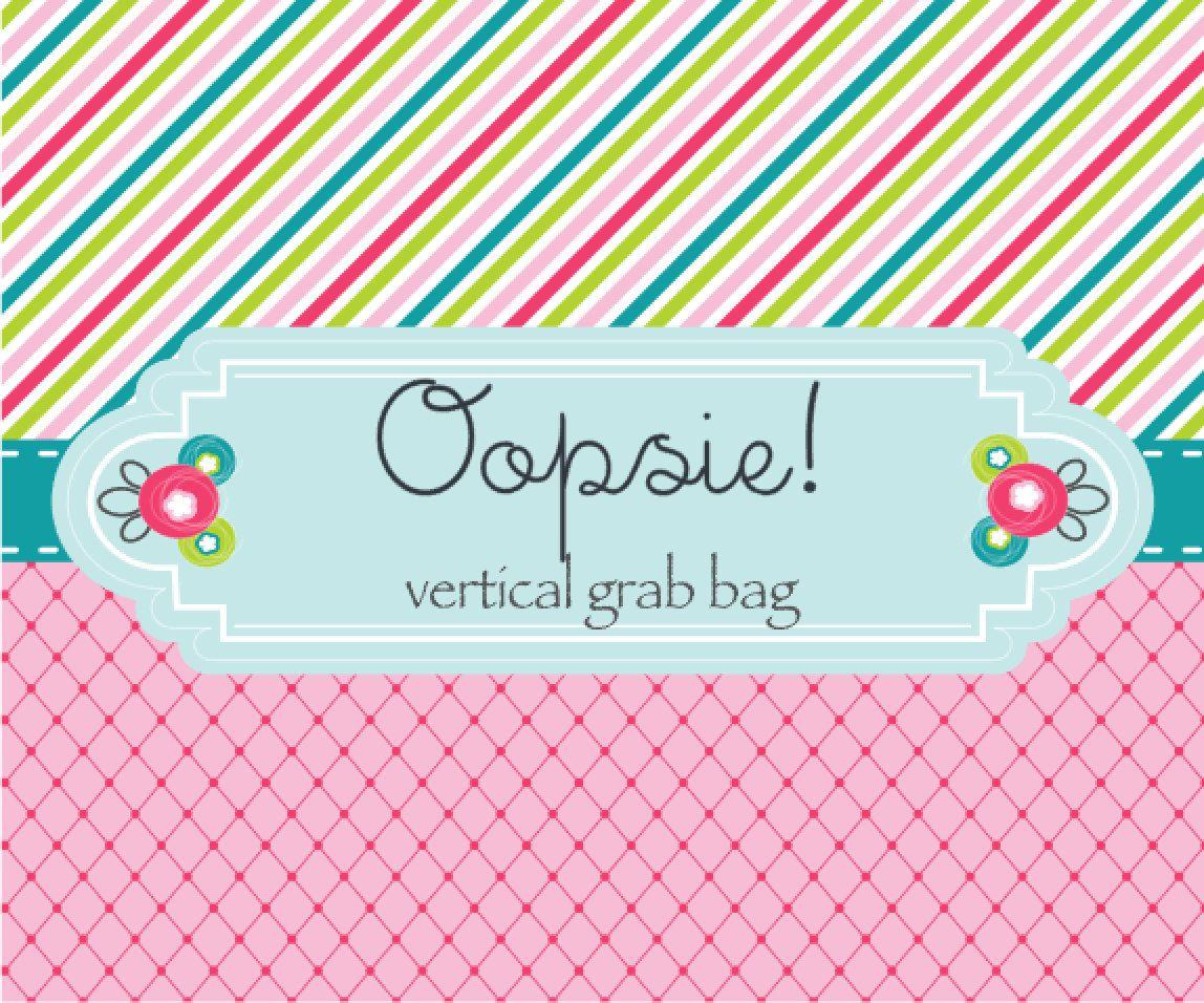 Available at CraftedByCorley on Etsy: Oopsie Grab Bag! - Half Sheet - Vertical Erin Condren Planner - Mistake Sticker - Misscut Sticker - Discounted Sticker - Old Design Stickers