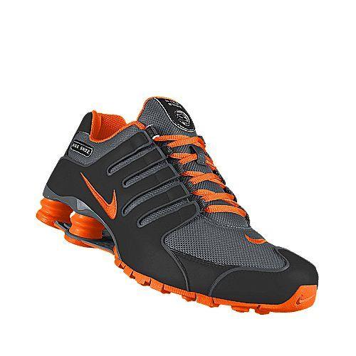 Nike Shox NZ iD - I designed this at NIKEiD  f76d12f5d3