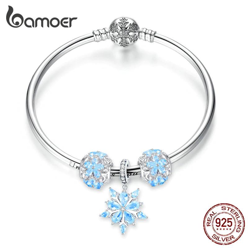 #bracelet #jewelry #finejewelry #snowflake #silver #charm #luxury #forwomen
