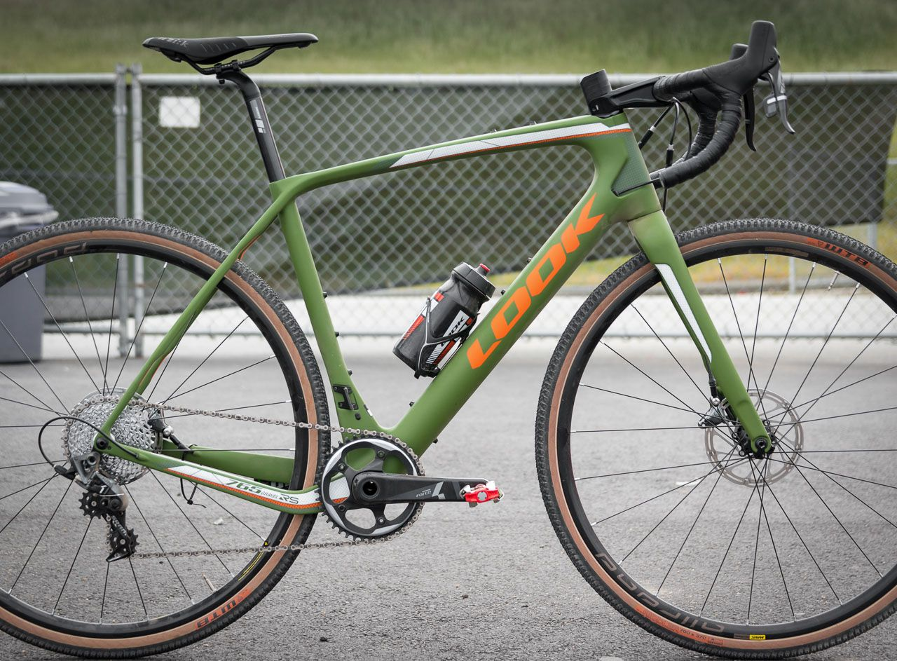 In Review Look Cycle Unveils New 765 Gravel Rs Bike 2019 Sea