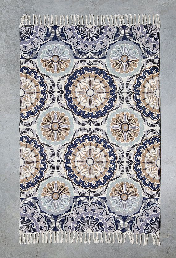 Beautiful Floral Area Rug, All Modern Rugs. Great For People Looking For  4X6 Area