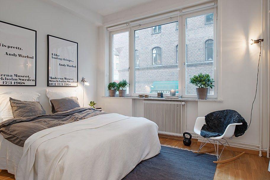 We love this bedroom