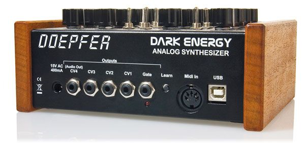Doepfer Dark Energy Image