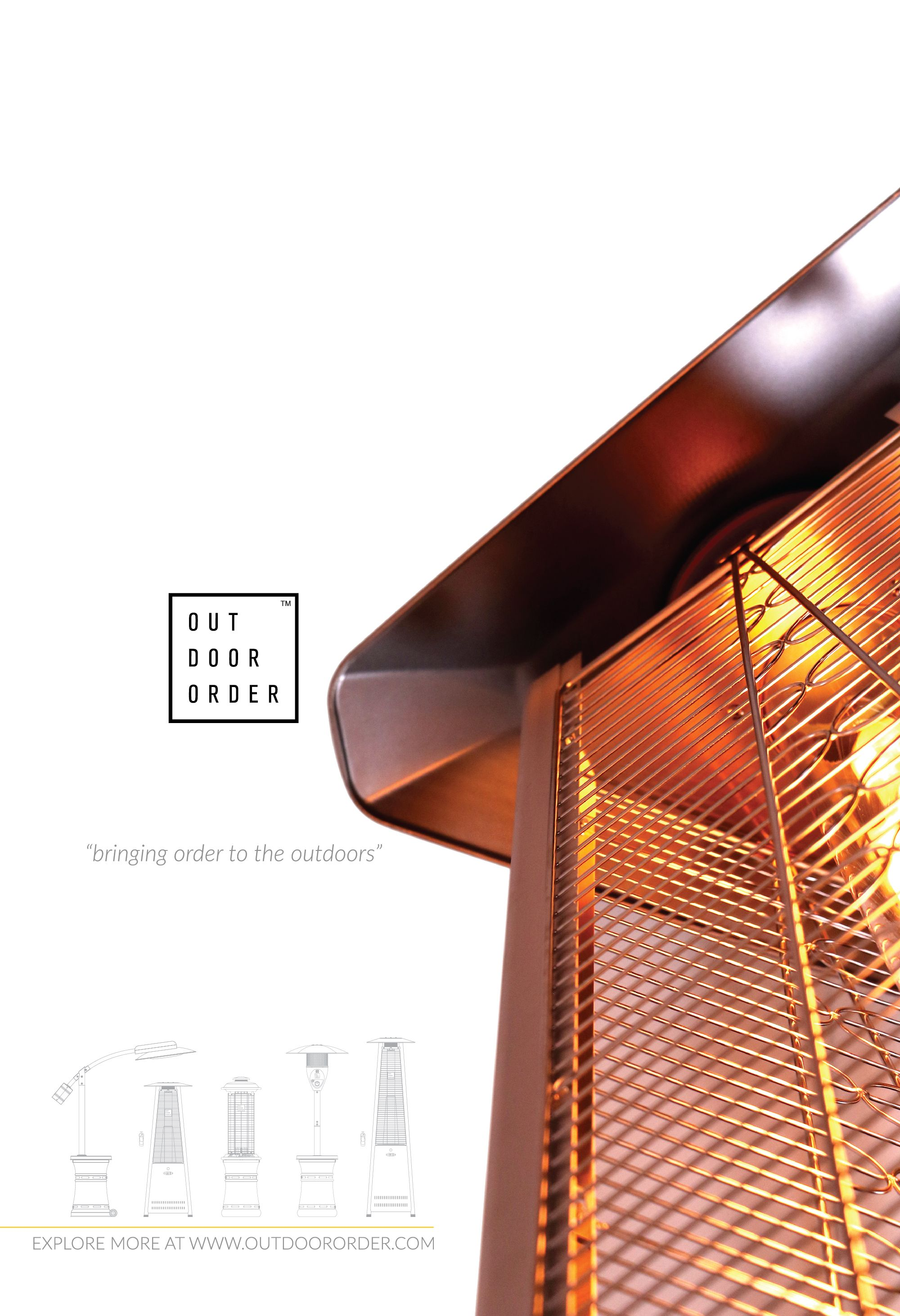 outdoor order is a us based manufacturer of outdoor heaters based