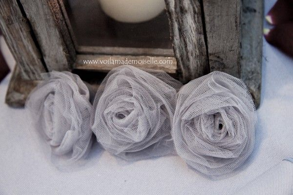 Tulle roses natural outdoor wedding decoration e1317658469461 tulle roses natural outdoor wedding decoration e1317658469461 junglespirit Image collections