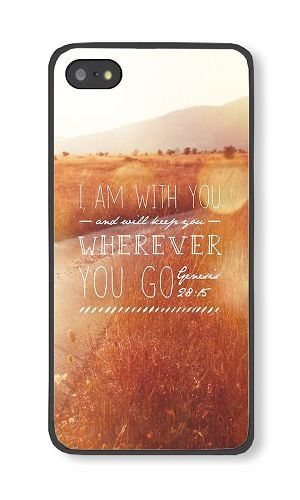 iPhone 5/5S Phone Case DAYIMM I Am With You And Will Watch Over You Wherever You Go Black PC Hard Case for Apple iPhone 5/5S Case DAYIMM? http://www.amazon.com/dp/B017LCETDI/ref=cm_sw_r_pi_dp_8kwpwb06HMDTC