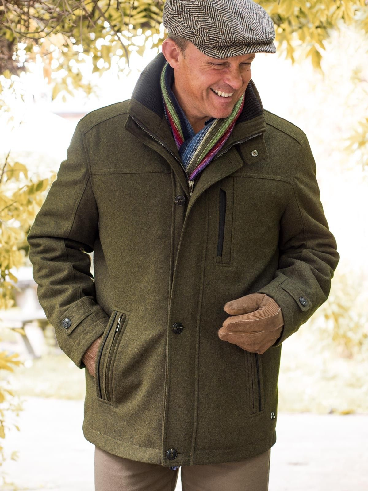 97fe4c22b Jupiter Winter Wool Jacket - For over 50 years Jupiter have been ...