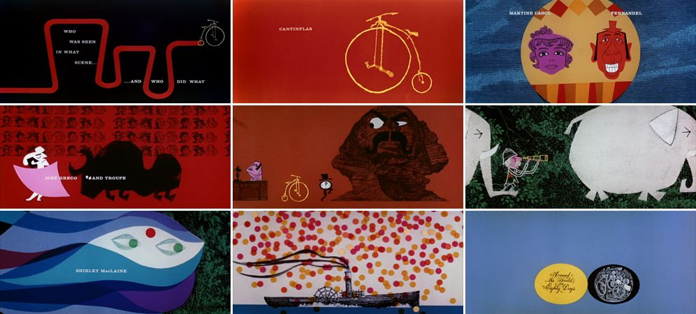 Saul Bass Title Sequences With Images Saul Bass Title