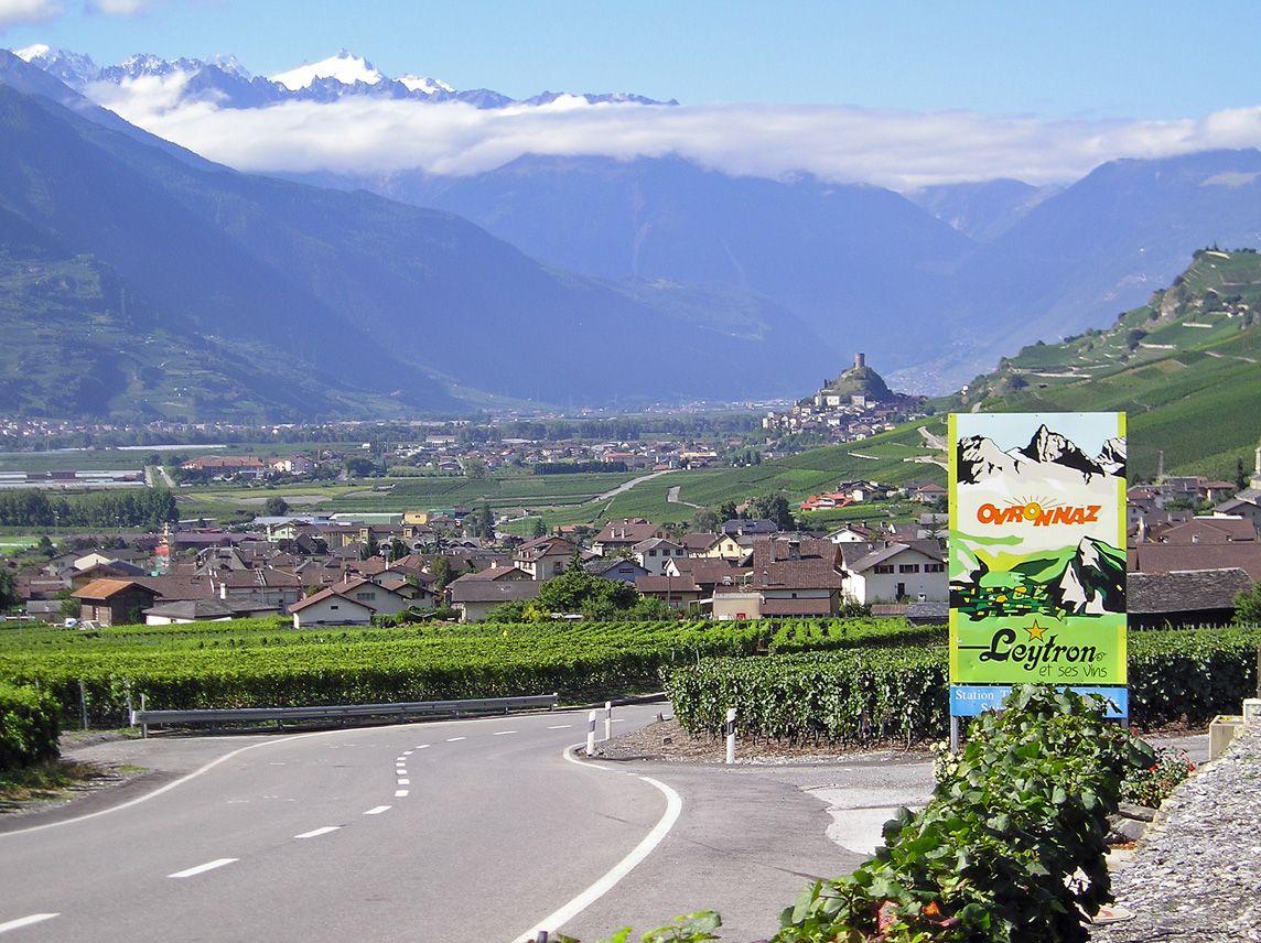 Leytron (Canton du Valais) | Zwitserland