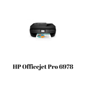 HP Officejet Pro 6978 Driver & Software Download | HP | Hp