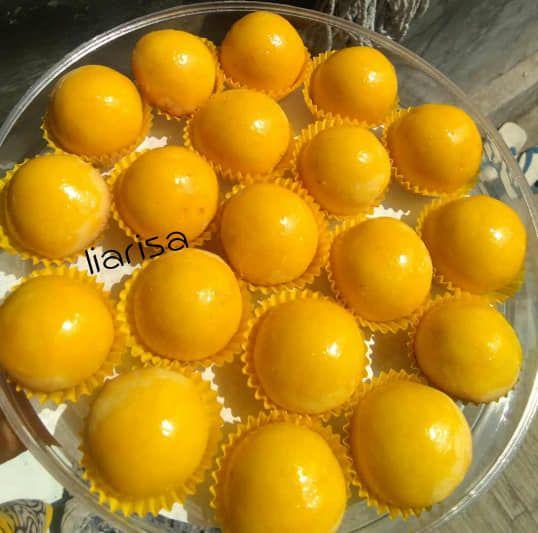 Golden Nastar By Lia Risa Widodo Langsungenak Com Resep Nastar Egg Tart Resep