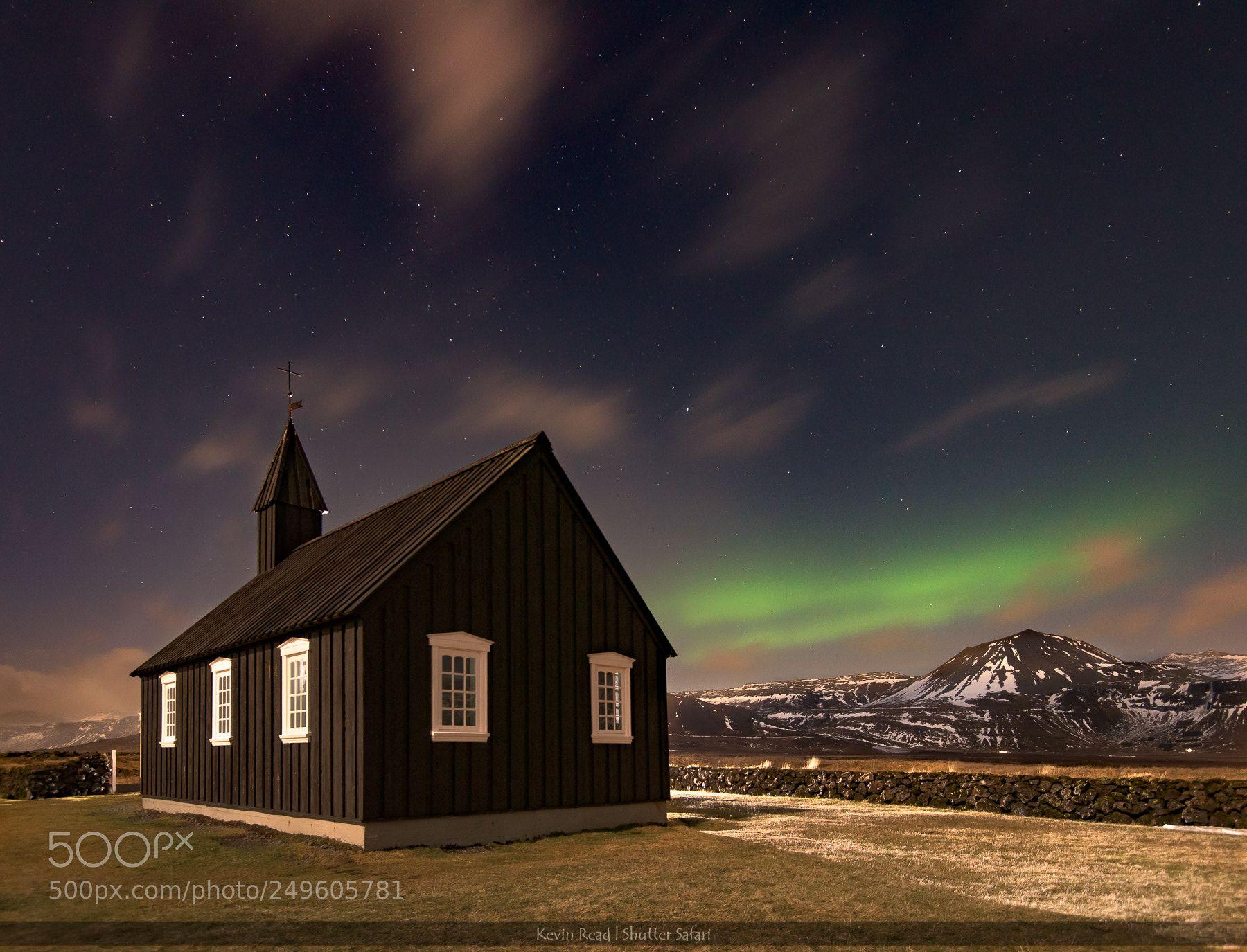 Budir Church by kevinaread