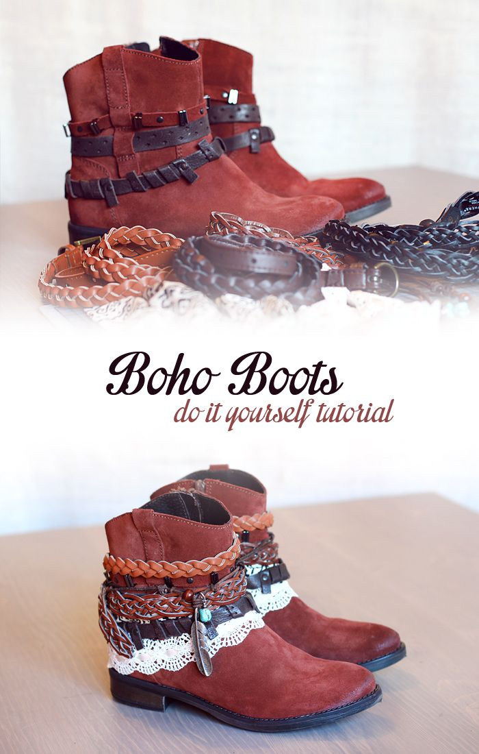 How Your Fancy Make Own BootsStiefelSchuhe To Boho vnyN0wOm8