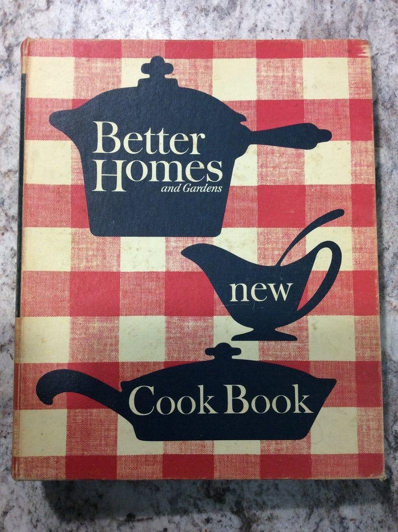 52de2bb3e6ab9200f2c7fcda804440c7 - Better Homes And Gardens Cookbook 1953