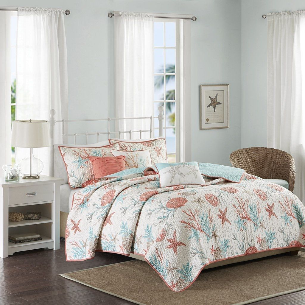 Coastal Bedding List! Discover The Best Coastal Bedding Sets And Beach  Bedding Sets For Your