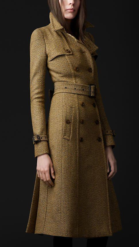 Die besten 25 burberry mantel damen ideen auf pinterest for Burberry damen mantel