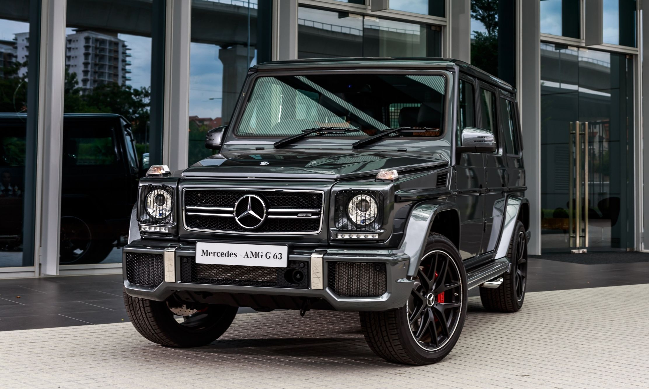 Other cars mercedes benz g 280 edition mercedes benz g - Mercedes Benz Malaysia Has Officially Launched The G Class Facelift In The Country