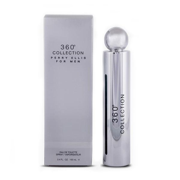 360 Collection 3.4 oz EDT for men