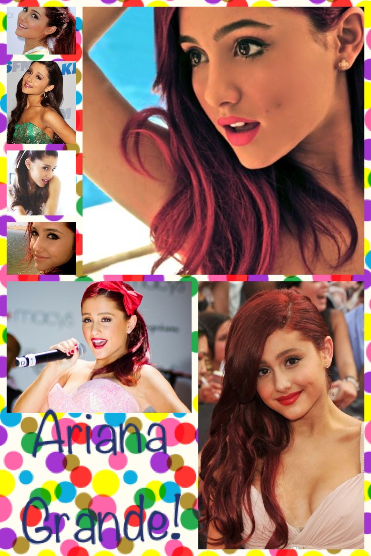 @Ariana Bourke Grande This is for her.... Might go 2 her LA concert and meet her!!! Entered the radio disney contest!!! #ArianaGrande #LoveAri @Ariana Bourke Grande @Ariana Bourke Grande