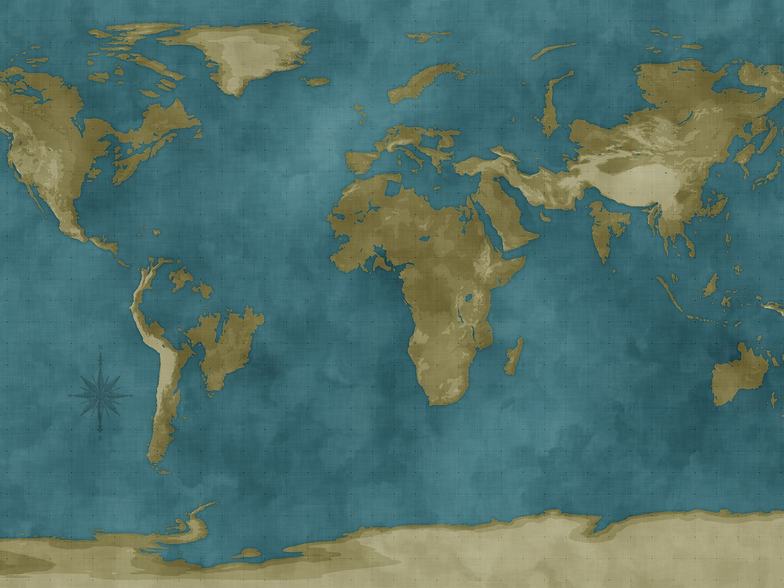 Flooded World Map What The World Would Look Like If The Water