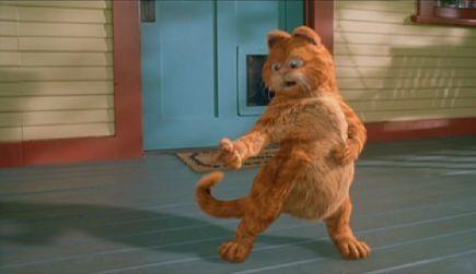 garfield film Google zoeken Garfield, Cartoon, Dan youtube
