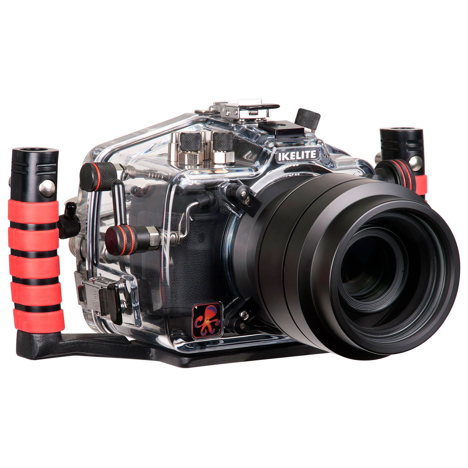 200dl Underwater Housing For Canon Eos 5d Mark Iii 5d Mark Iv 5ds 5ds R Dslr Cameras Underwater Camera Housing Underwater Camera Waterproof Camera