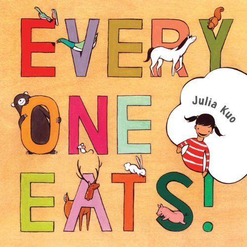 Everyone Eats by Julia Kuo