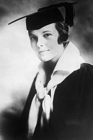 Amelia Earhart - women-in-history photo
