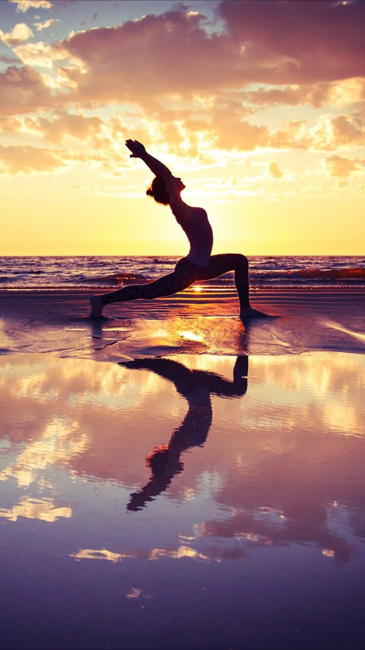 Yoga Iphone Wallpaper : iphone, wallpaper, Beach, Background,, Pictures,