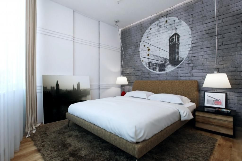Bedroom Design On A Budget Town Picture At The Wall For Decoration The Amazing Masculine