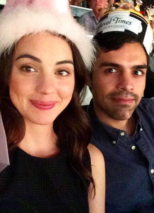 adelaide kane and sean teale are dating websites