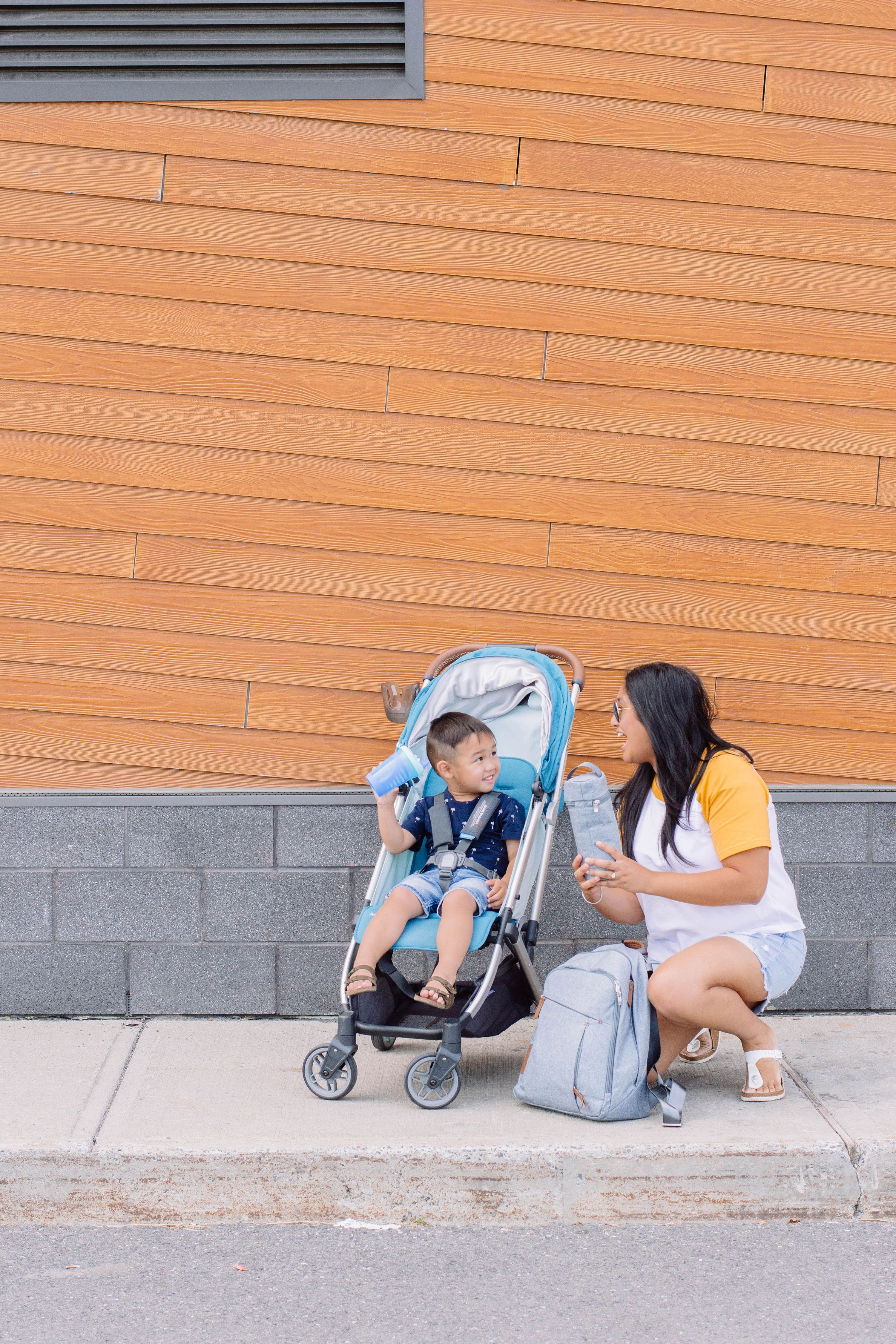 The Cutest Accessories for our UPPAbaby MINU Stroller