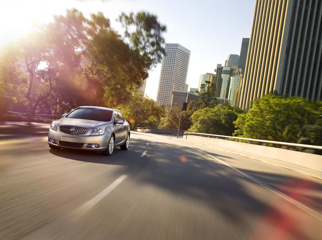 With Such Unexpected Luxury For Its Size The Buick Verano Proves You Don T Have To Upsize To Upgrade Buick Models Buick Verano Small Sedans