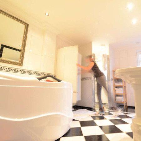 Badezimmer-Einbaustrahler Xena 230V: #einbaustrahler #strahler ...