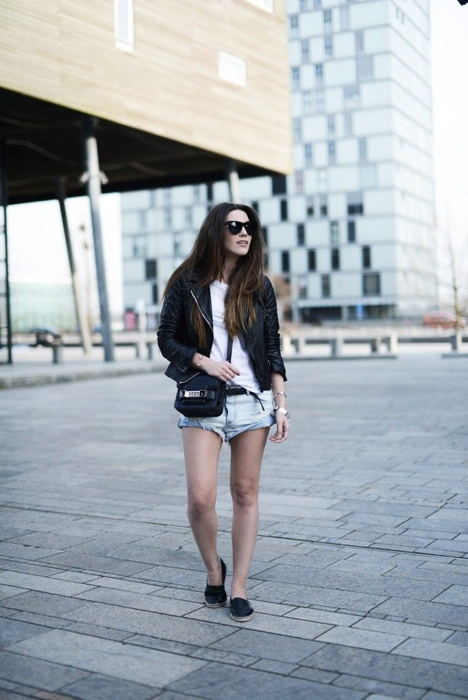 OUTFIT / SHORTS COTTDS